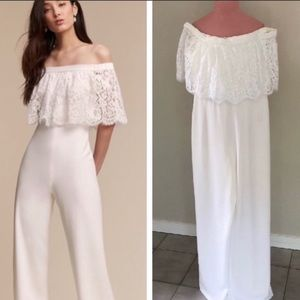 Anthropologie BHLDN Theia Mila Jumpsuit